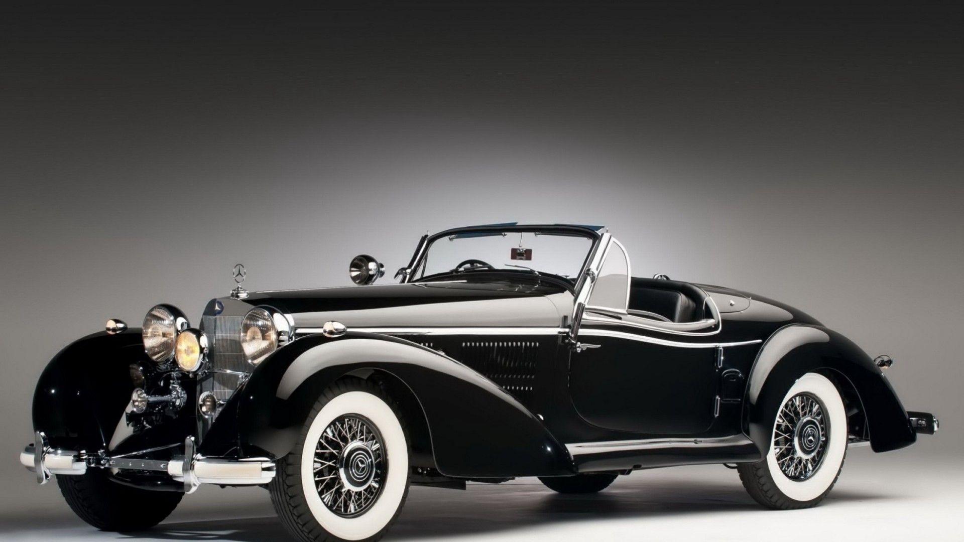 Vintage Cars Wallpapers Best Wallpapers Classic Cars Vintage Retro Cars Wallpaper Mercedes Benz