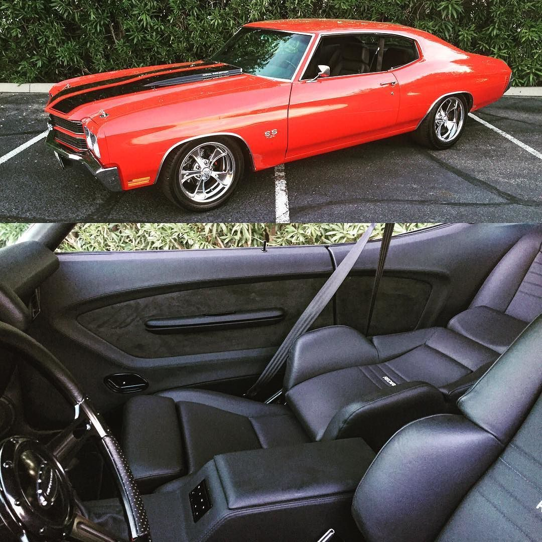 Fesler Built Classic Cars Muscle Chevrolet Chevelle Chevy Chevelle