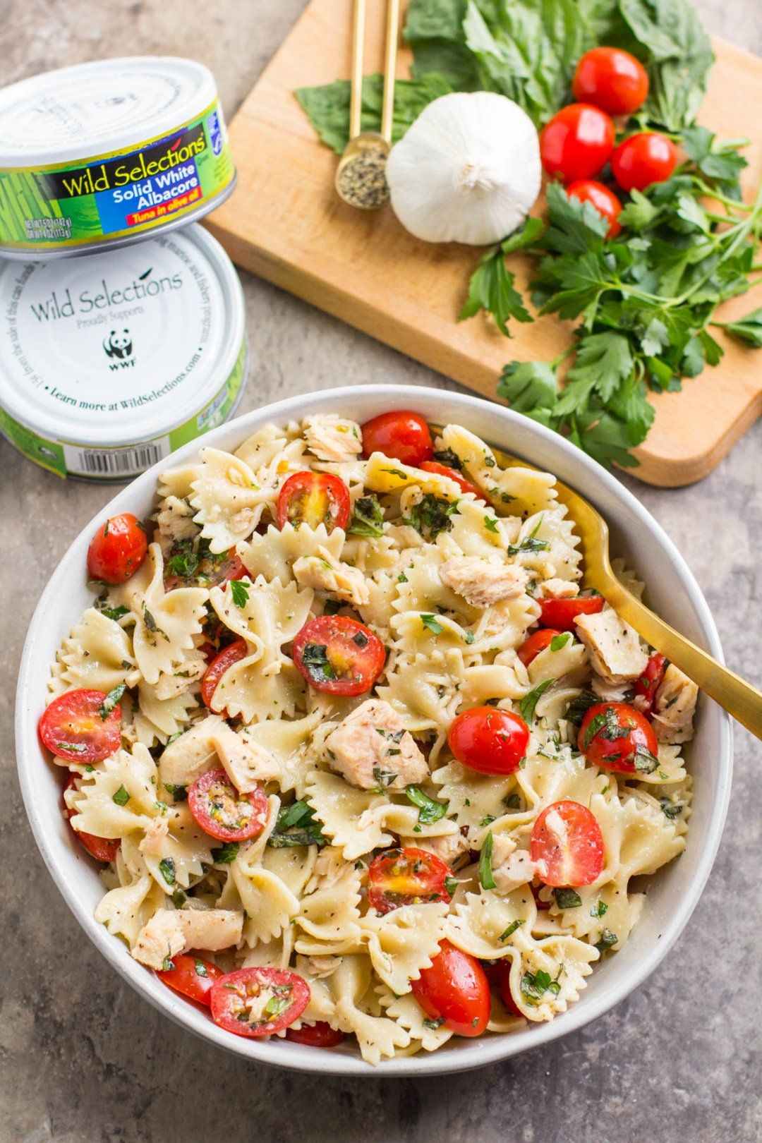 Healthy Tuna Pasta Salad Recipe Tuna Salad Pasta Salad