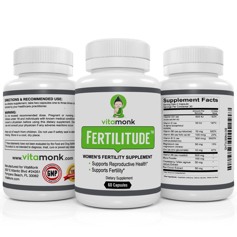 """Fertility Tea Fertilitudeâ""""¢ The *1 Fertility Blend"""