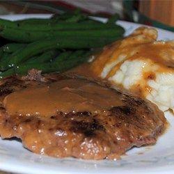 Country-Style Steak #beefsteakrecipe