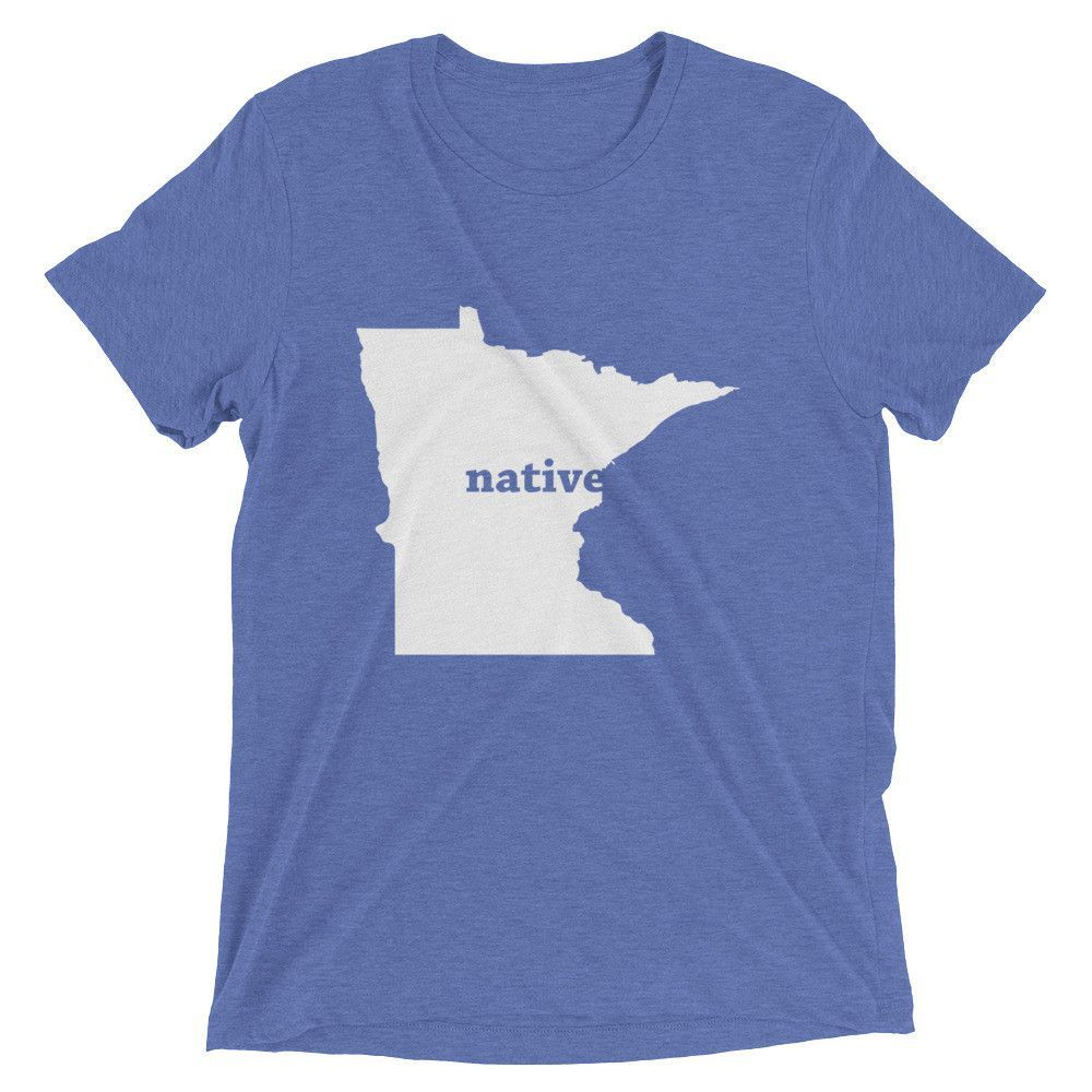 Native Minnesota T-Shirt