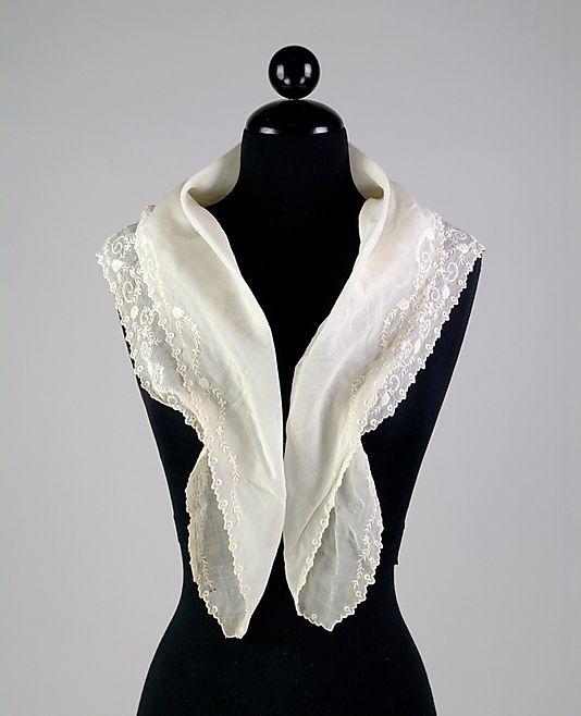 треугольный шейный платок