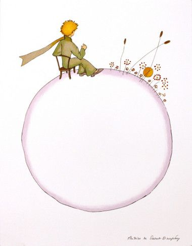 The Little Prince Book Illustrations