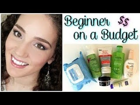 Best Affordable Skincare - Beginner on a Budget
