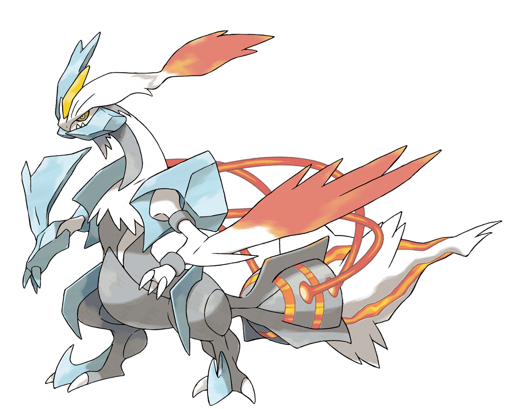White Kyurem (Pokemon Black and White