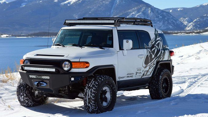 2019 Toyota FJ Cruiser Specs and Price Fj cruiser