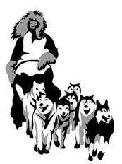 sled dog musher tattoos - Google Search