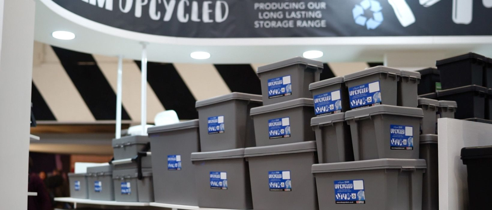 What More UK share their PP Plastic UPCYCLED process