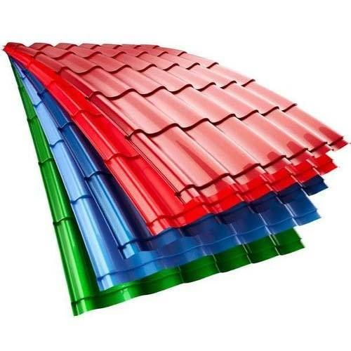 Pin By Thangam Steels Ponnamaravathi On Roof Sheets Fittings Metal Roof Roof Colors Shed Design