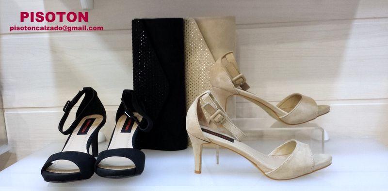 Hoy os propongo este zapato para vestir e ir cómoda... que os parece?? www.facebook.com/PISOTONCALZADO