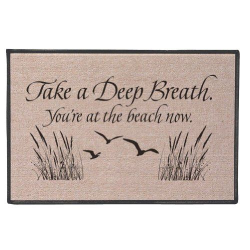 Ordinaire Find Beachfront Decoru0027s List Of Beach, Nautical, Tropical, And Coastal  Doormats For Your Beach Home. Whether You Need A Flat Weather Resistant Beach  Doormat ...