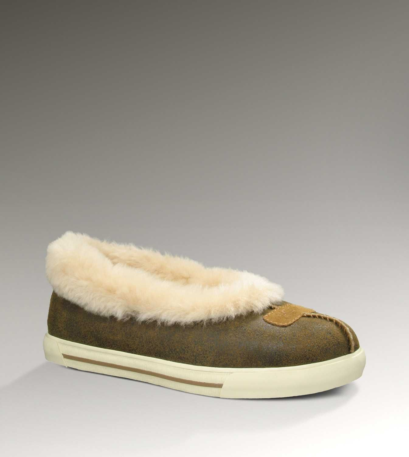 472338a1432 Cheap Uggs Rylan Bomber 3048 Slippers For Women [UGG UK 281 ...
