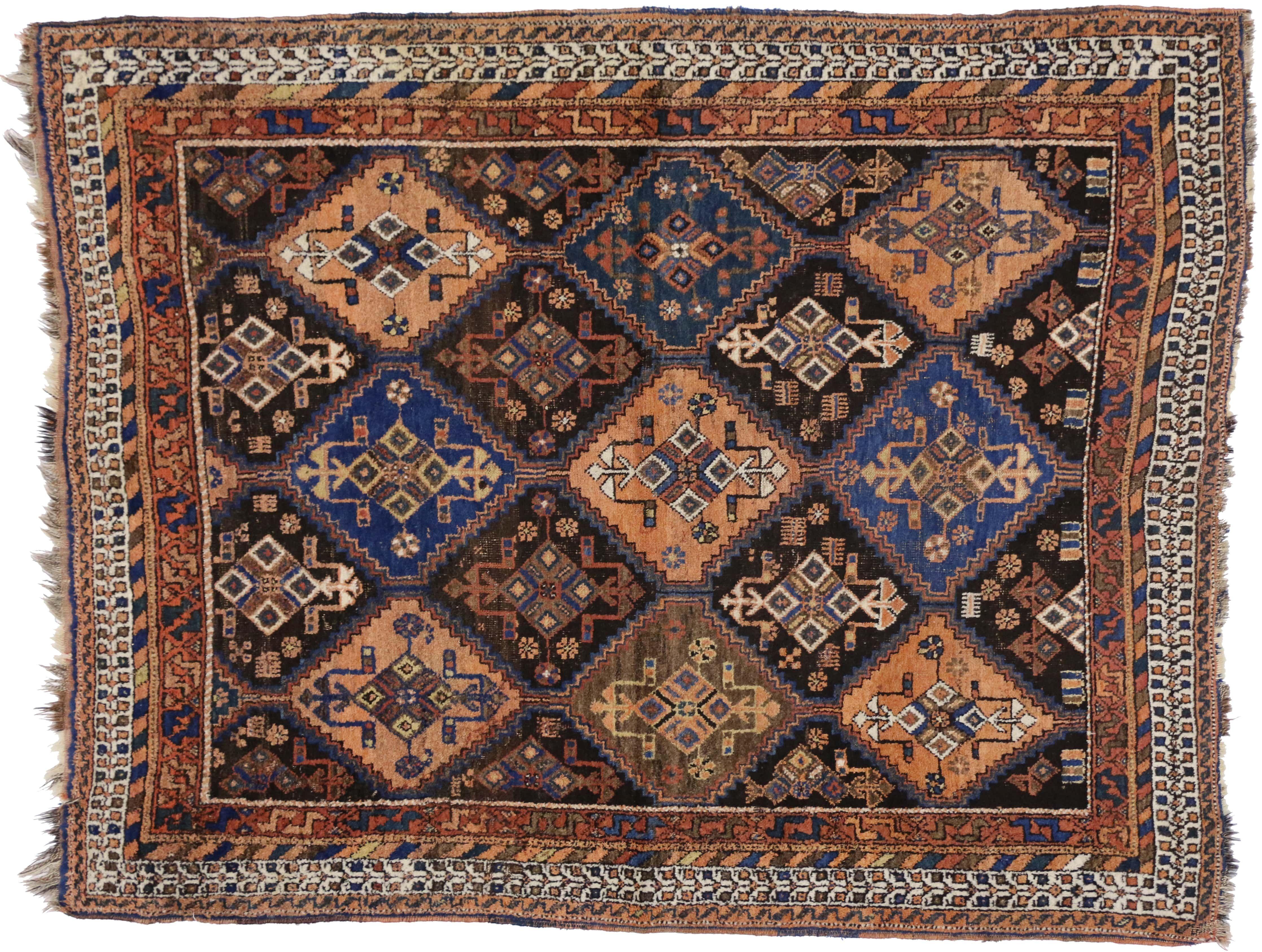 Antique Afshar Oriental Rug 4 X 5 Rugs Oriental Rug Rugs And