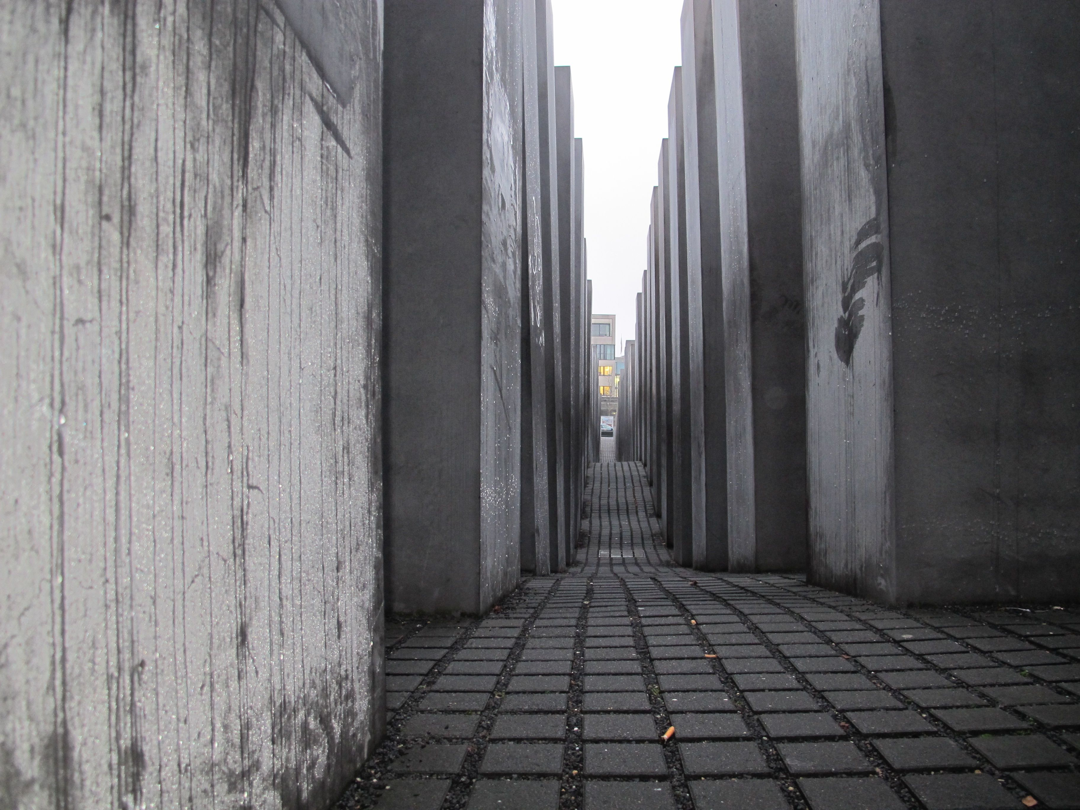 Berlin Denkmal Fur Die Ermordeten Juden Europas