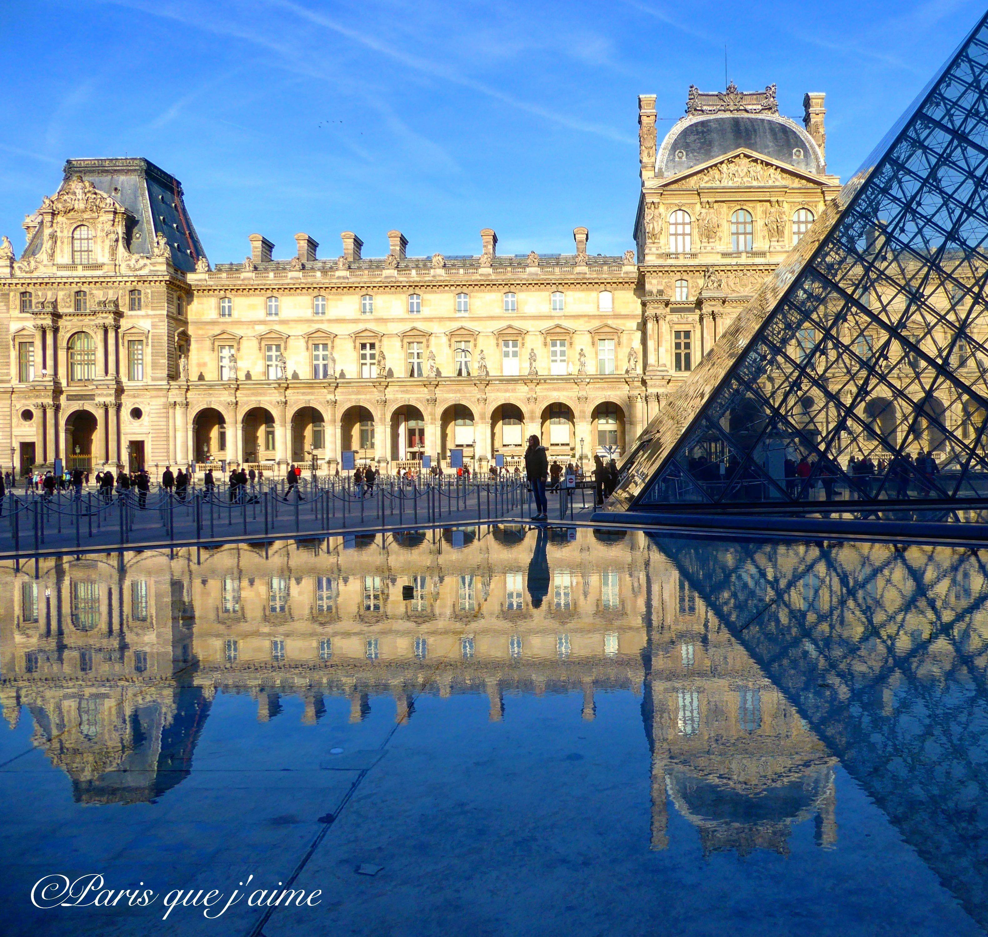 Musee Du Louvre Paris Paris Visite Musee Du Louvre Louvre
