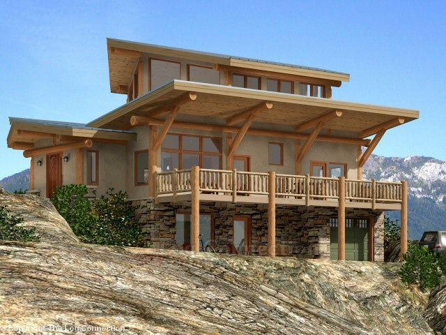 Log Cabin Roof Colors