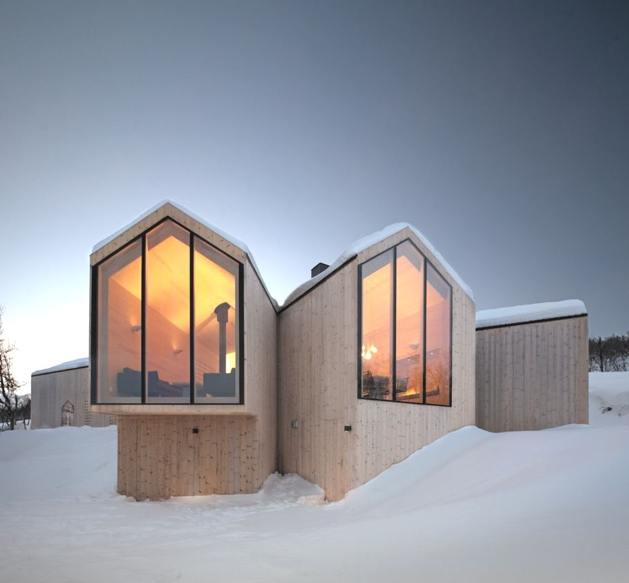 Contemporary Holiday Homes Norway Architecture Contemporary
