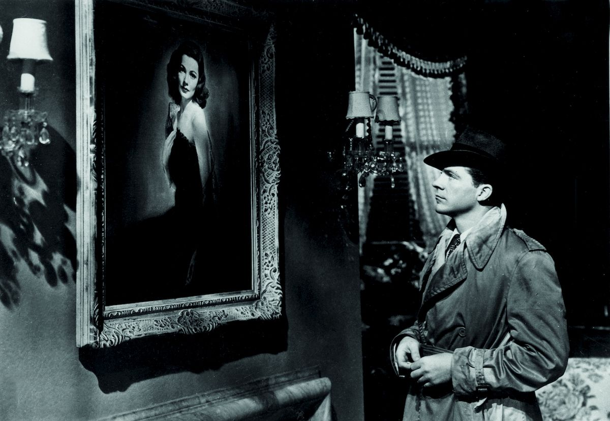 10 Classic Film Stills From Past 100 Years Of Moviemaking Pictures Film Noir Laura Movie Laura 1944