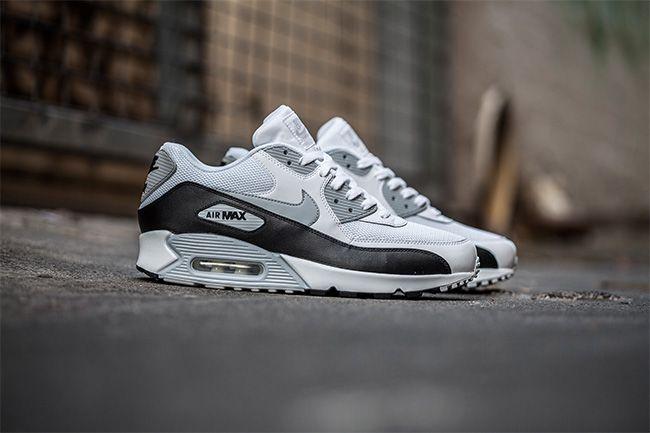 nike huarache,Cheap Nike Air Max 90 Ultra BR Women's Grey White