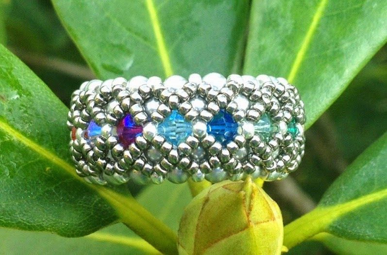 ----------ConnysPerlenParadies-----------: Bandring nach Twinkle Beads