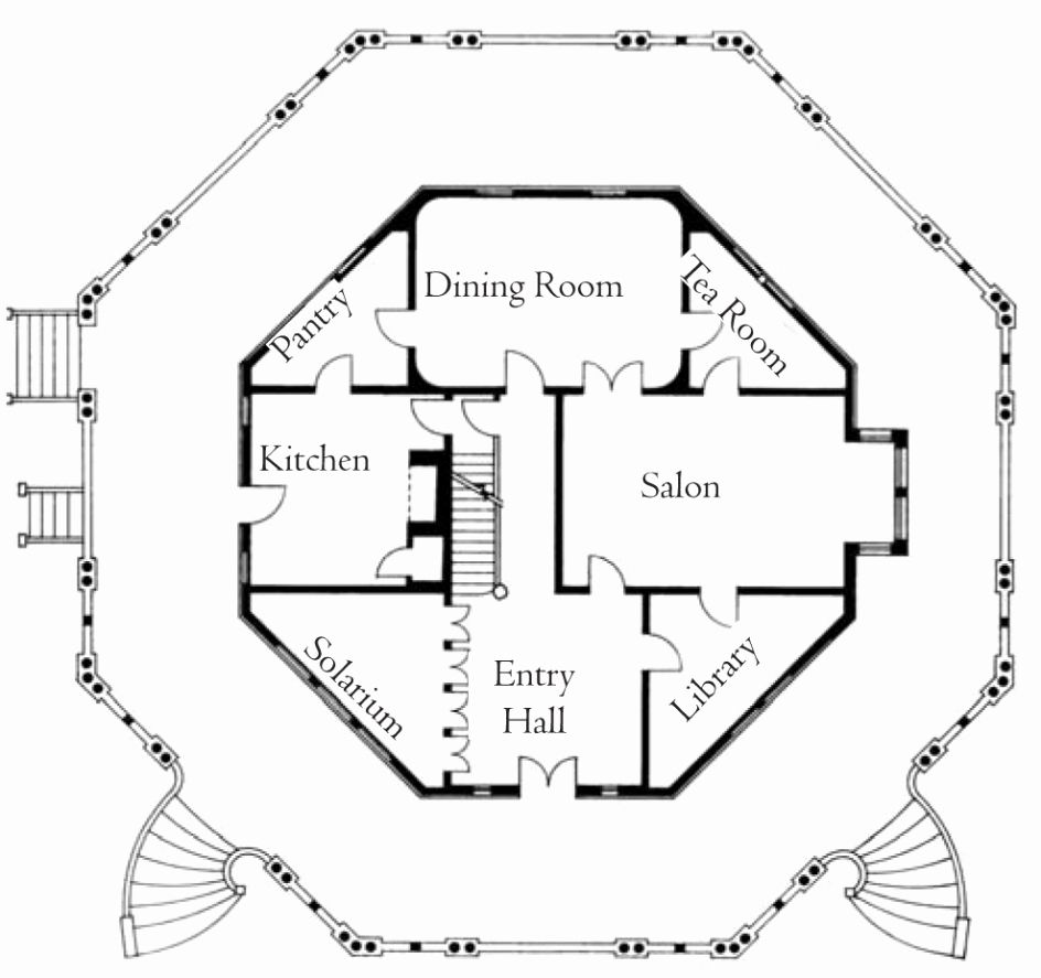 30 Best Of Cool Octagon House Plans Home Inspiration 147803944788 Modern Octagon House Plans With 45 Related Fil Octagon House Irvington New York Irvington