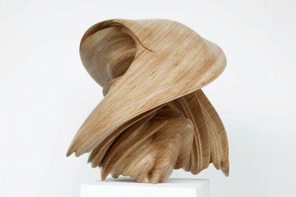 Tony Scragg, sculpture, Willow II