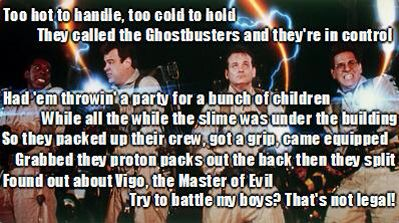 Ghostbusters 2 Rap From Bobby Brown S On Our Own Easily The