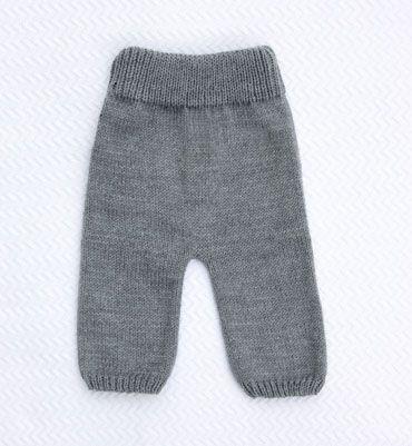 tricot pantalon