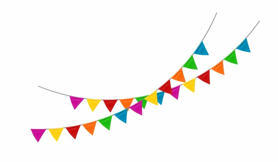 Colorful Banner Flags Png Banner Clip Art Medieval Banner Party Flags