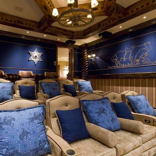 Home Theater Designs, Furniture And Decorating Ideas Http