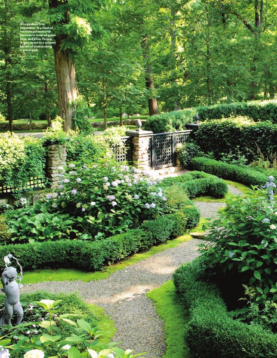Best of New Jersey Life | Garden design, Boxwood garden ...