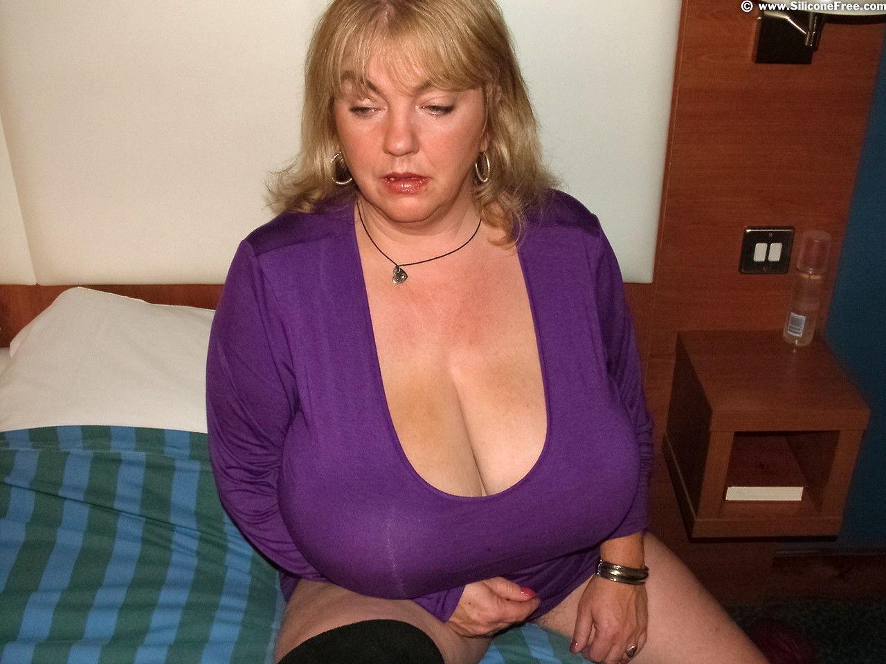 Big Old Mature Tits