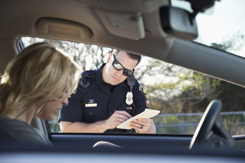 Can you drive a car without insurance speeding tickets