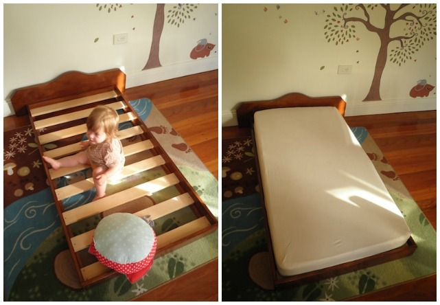 Floorbeds For Fae Std Bed 375 100 For Headboard Hardwood Standard Single Size Montessori