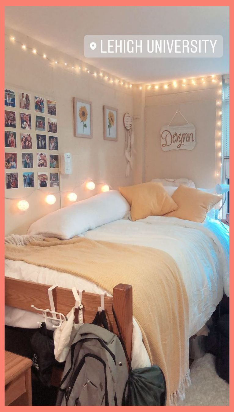 To Give You Motivation We Ve Gathered 37 Diy Dorm Decor Concepts
