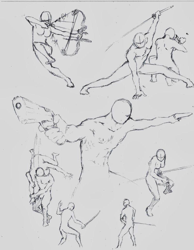 tutorial poses de anime | Formas Del Cuerpo | Pinterest | Anatomía ...