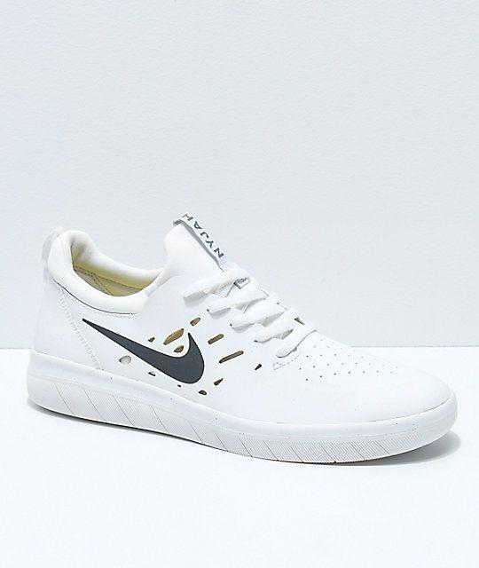 premium selection 8f27c 4ae75 Take a First Look at Nyjah Huston s Upcoming Signature Nike SB Shoe