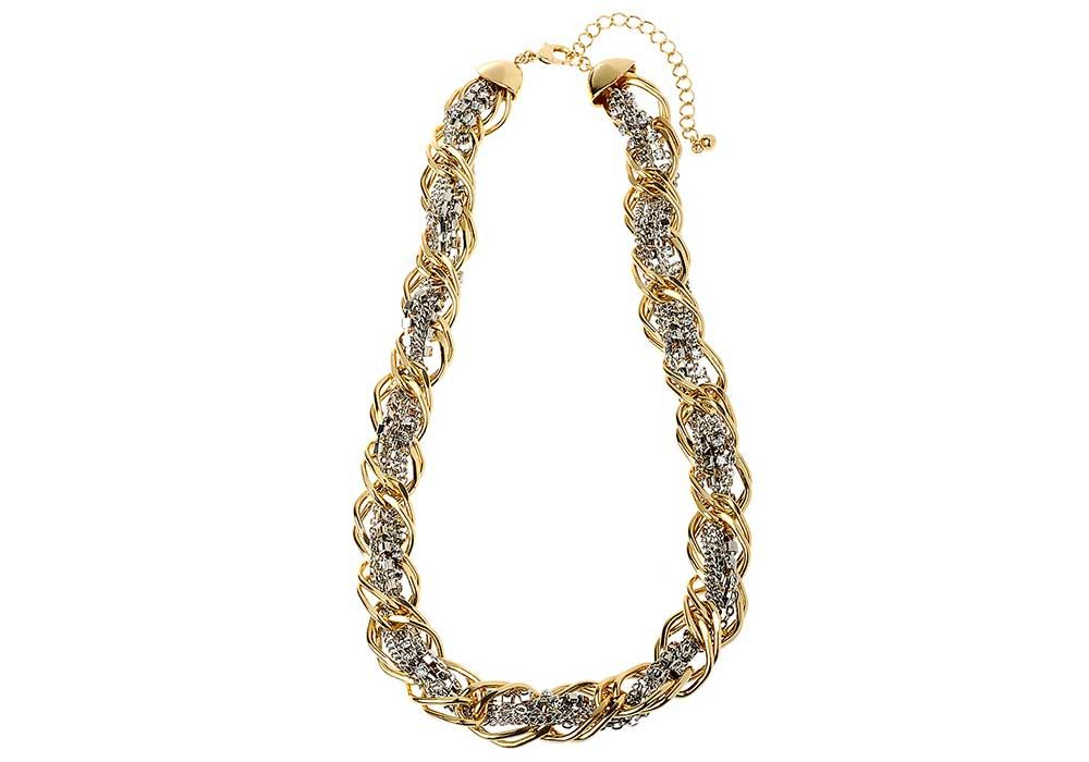 collier longueur 46cm largeur 1.5CM poids 95.5g Extensible de 8cm http://www.majiquejewellery.fr/summer-2014-collection/necklaces/yh141053nk-65011.aspx
