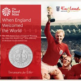 World Cup Offer - FREE GIFT from The Royal Min