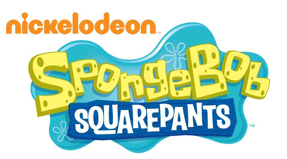 Spongebob Squarepants Logo Spongebob Tokoh Sejarah Desain