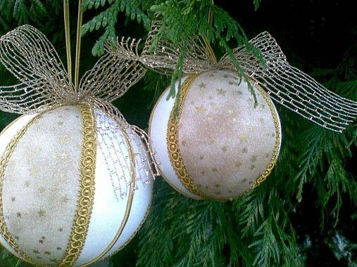 hannja / vianočná guľa