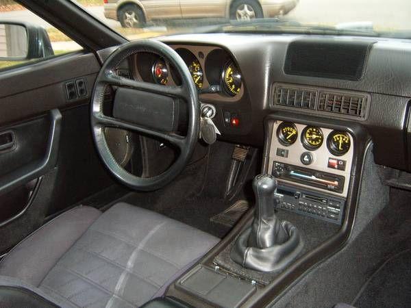 Clean Euro Spec 44k Mile 1985 Porsche 944 Porsche 944 Porsche Porsche 924