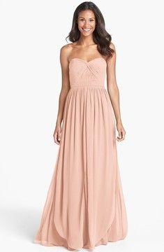 bb4d43cb1fd Jenny Yoo  Aidan  Convertible Strapless Chiffon Gown on shopstyle ...