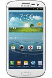 #Samsung#Galaxy#SIII with 32GB White - 4G LTE for Verizon Wireless