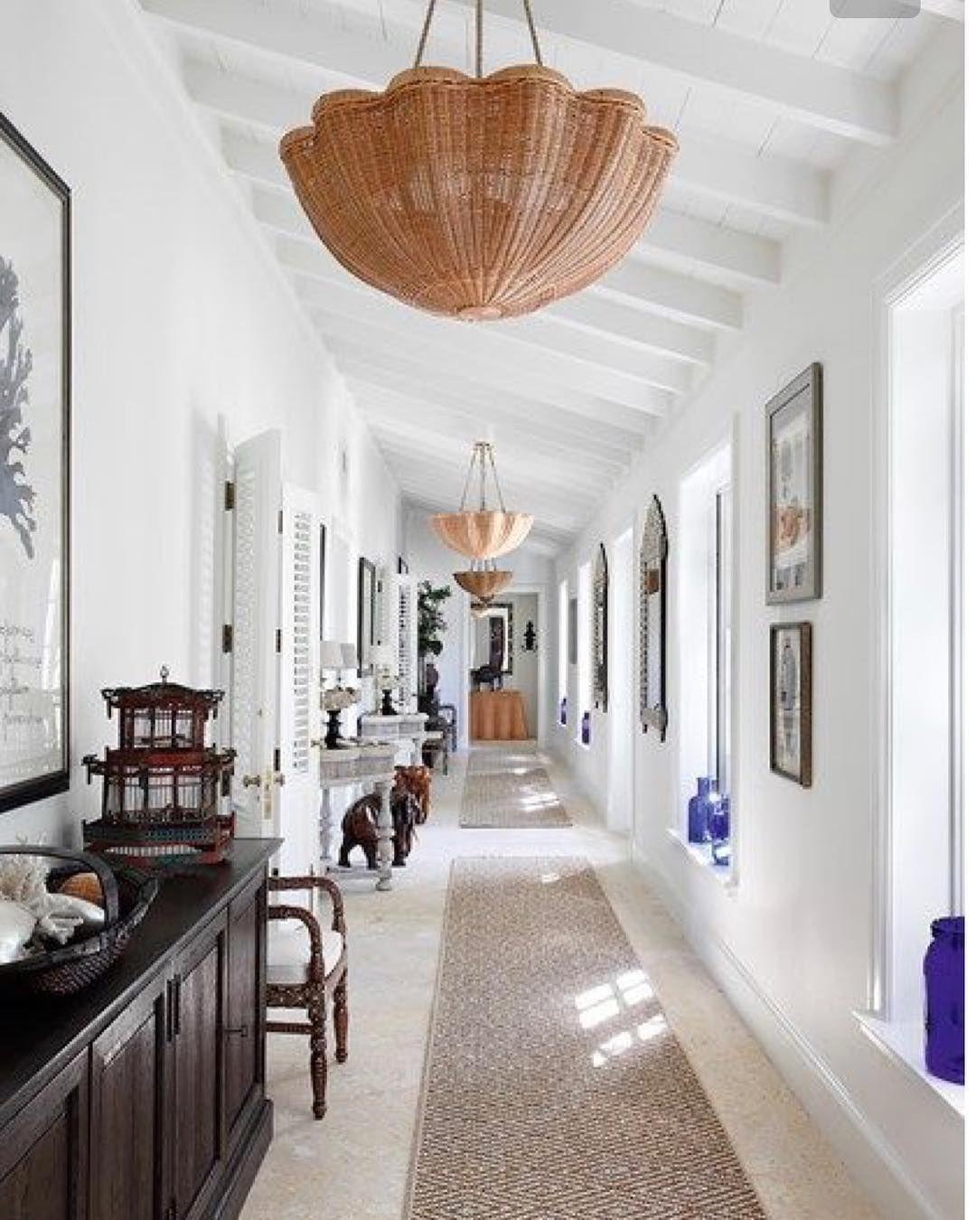 Beleuchtungsideen Wohnzimmer Eingangsbereich Haus Innen Treppe Mit