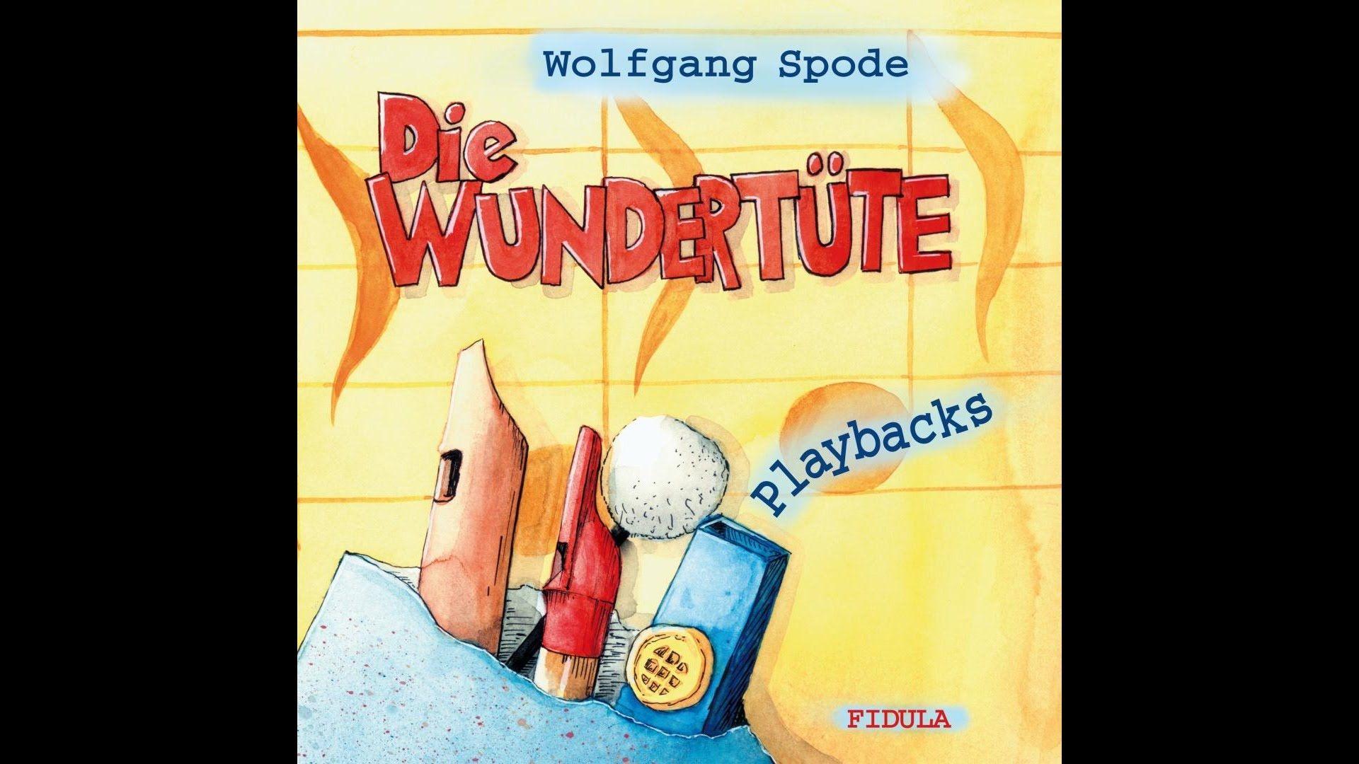 Wolfgang Spode Indianerlied [Kinderlieder]