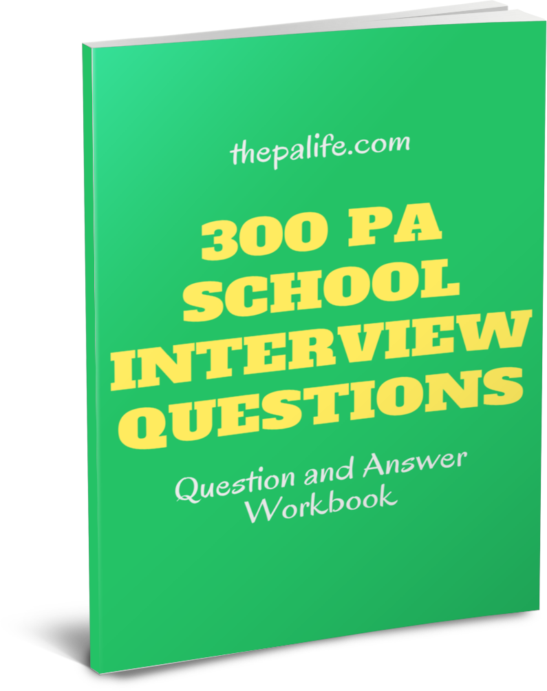 Who is accepted into PA school and what does an average Physician ...