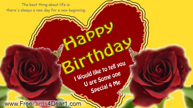 Today amp is a birthday greetings to someone special time custom and birthday greetings m4hsunfo