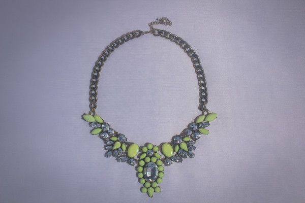 Katrina necklace by Rumer of London